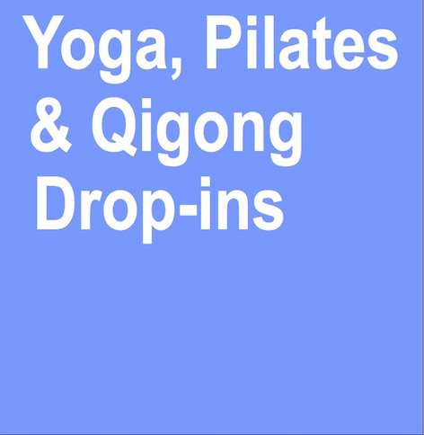 Yoga Pilates & Qigong Drop-ins